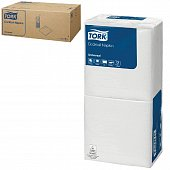 Салфетки TORK Big Pack, 24х23,8, 200 шт., белые, 10130
