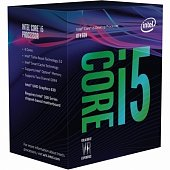 Боксовый процессор CPU Intel Socket 1151 Core I5-8400 (2.80Ghz/9Mb) Box BX80684I58400S