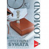 Офисная бумага LOMOND Office, A4, класс С, 80 г/м2, 500 л (0101005)