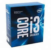 Боксовый процессор CPU Intel Socket 1151 Core I3-7100 (3.90Ghz/3Mb) BOX BX80677I37100SR35C